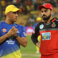 Virat Kohli's IPL template and what it tells us about MS Dhoni's role in the Indian team