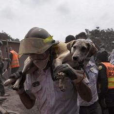 Guatemala: Fuego volcano eruption toll rises to 75, around 200 missing