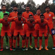 Football: Sumeet Passi's double inspires India to 3-1 win over APIA Leichhardt Tigers in friendly