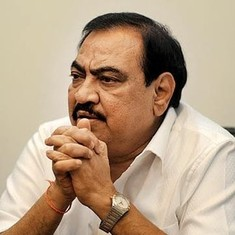 Eknath Khadse in spotlight, Devendra Fadnavis submits report on scams to BJP chief Amit Shah