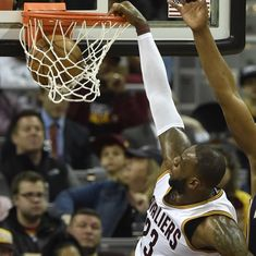 NBA Roundup: LeBron James powers Cavs to OT win; Thunder go down despite Westbrook brilliance