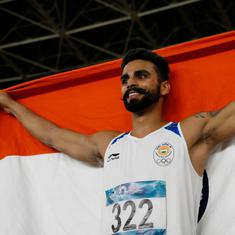 Asian Games 2018: Meet Arpinder Singh, India's triple jumper who ended a 48-year wait for gold
