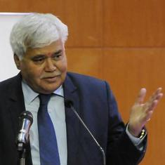 'I'm not saying anyone should share their Aadhaar number publicly': TRAI chief RS Sharma