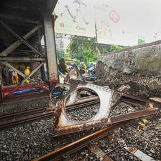 Mumbai: Woman who was injured in Andheri bridge collapse dies at Cooper Hospital