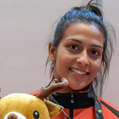 19-year-old Pincky Balhara overcame father's death to win Asian Games medal in kurash: Report