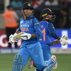 It was an MS classic: Kohli heaps praise on Dhoni after India defeat Australia in 2nd ODI