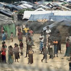 Rohingya refugee crisis: Repatriation process will begin in November, say Bangladesh and Myanmar