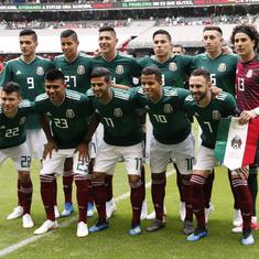 Members of Mexico football squad accused of partying with prostitutes: Report
