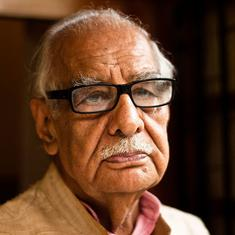 Veteran journalist Kuldip Nayar dies at 95