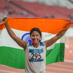 West Bengal CM yet to keep promise of plot of land after Asiad gold, says heptathlete Swapna Barman