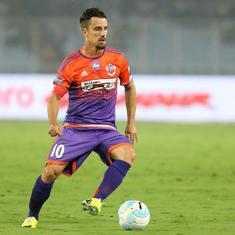 ISL: FC Pune City retain Brazilian striker Marcelinho for upcoming season
