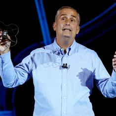 Intel CEO Brian Krzanich steps down after inquiry reveals relationship with employee
