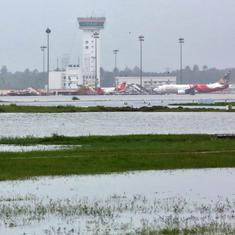 Kochi airport reopens after 15 days, private carrier IndiGo begins operations