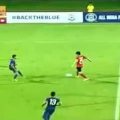 Watch: India smash six goals past a hapless Laos to book a spot in the AFC Asian Cup qualifiers
