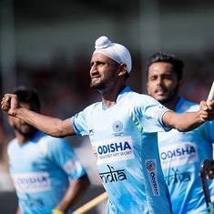 Hockey: India reach their second Champions Trophy final after 1-1 draw against Netherlands