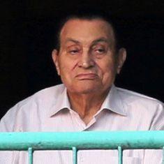 Ousted Egyptian President Hosni Mubarak dies at 91 in Cairo