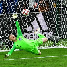 I did a lot of research on Colombia, says England's penalty shootout hero Jordan Pickford