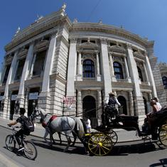 Austrian capital Vienna ranked most liveable city in the world, says survey