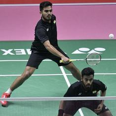 Badminton: How the media motivated India's young doubles pairs to challenge China in Thomas Cup