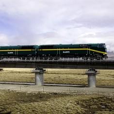 चीन अपनी रेल लाइन को नेपाल के जरिए बिहार तक लाना चाहता है