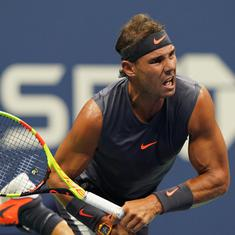 Rafa Nadal loses to Kevin Anderson in Abu Dhabi but satisfied with comeback after ankle surgery