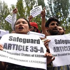 The big news: SC to hear pleas challenging Article 35A from August 27, and nine other top stories
