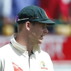 'Imagine being sacked by Rajasthan Royals for cheating': Twitter reacts as Steve Smith skips away