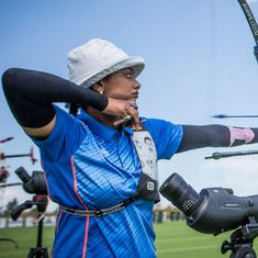 Asian Games archery: Deepika and Promila knocked out of individual recurve event