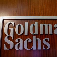 Goldman Sachs banker charged with insider trading while working at another investment bank