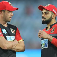Virat Kohli on his passion for Test cricket, RCB's IPL struggles, rapport with de Villiers and more