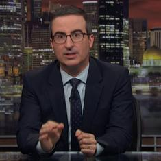 Watch: John Oliver explains how Mexico might just elect their own version of Donald Trump