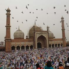 In photos: Eid-ul-Fitr celebrated across the globe