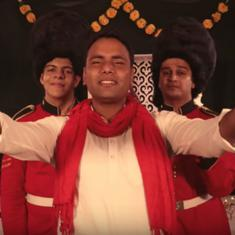 'Jai Englis Mata': This parody satirises how Indians worship the English language
