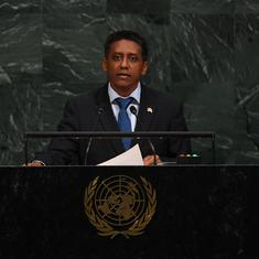 Seychelles Parliament will not ratify pact on Indian naval base, says top official