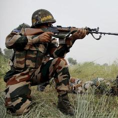जम्मू और कश्मीर : भारतीय सेना की जवाबी कार्रवाई में दो पाकिस्तानी सैनिक मारे गए