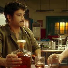 'Devadas' teaser: A peg each for Nagarjuna and Nani