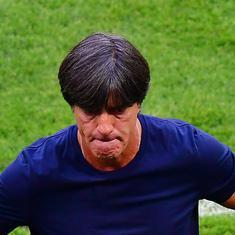 विश्व कप फुटबॉलः दक्षिण कोरिया से 2-0 से हार पिछला चैंपियन जर्मनी पहले दौर में ही बाहर