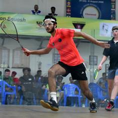 Squash junior world championships: It's India v Pakistan in the round of 16