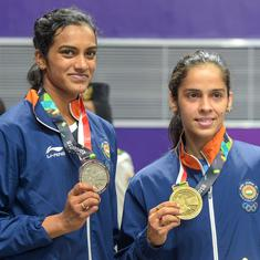Sindhu, Saina have made badminton players believe that we can win medals for India: Shetty