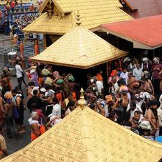 Supreme Court to hear review petitions against its Sabarimala verdict on November 13