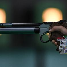 Shooting World Championship: Junior men's skeet team stays in hunt, Anish Bhanwala misses final