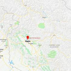 Jammu and Kashmir: Two militants killed in gunfight in Bandipora, say police