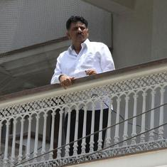 Karnataka: CBI conducts searches at residences, office of Congress leader DK Shivakumar's associates