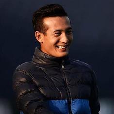 Bengaluru FC signs Bhutanese forward Chencho Gyeltshen on a one-year deal