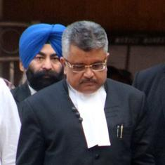 Tushar Mehta appointed solicitor general of India