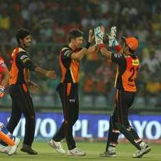 Preview: Can Sunrisers Hyderabad end their playoff uncertainty against Gujarat Lions?