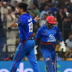 Asia Cup: Pakistan's Hasan Ali, Afghanistan's Rashid, Asghar fined for violating ICC Code of Conduct