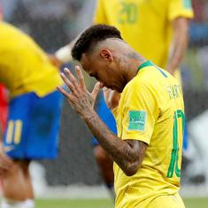 World Cup: Four years after humiliation at home, Russia 2018 also ends in agony for Neymar's Brazil