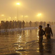 At Kumbh Mela, only vegetarian and teetotaller police personnel will be deployed, says official