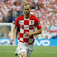 Croatia and AC Milan defender Ivan Strinic diagnosed with heart condition